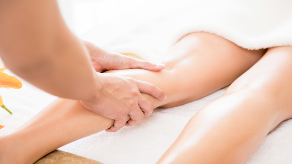 anti-cellulite massage at home