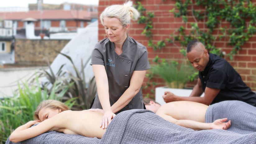 massage therapists anywhere in London