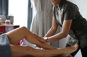 waxing services at home